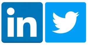 stichting PIV LinkedIn en Twitter